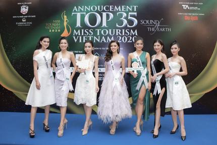 Rộ tin đồn 2 thí sinh Miss Tourism Vietnam 2020 bị loại thẳng tay trước đêm bán kết