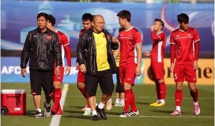 Danh sách tập trung đội tuyển Việt Nam: 6 cầu thủ HAGL góp mặt