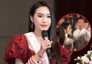 Doãn Hà My lên tiếng về tin đồn hẹn hò Đoàn Văn Hậu