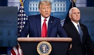 Ông Trump có thể không cần nói một câu nào với ông Biden khi rời Nhà Trắng