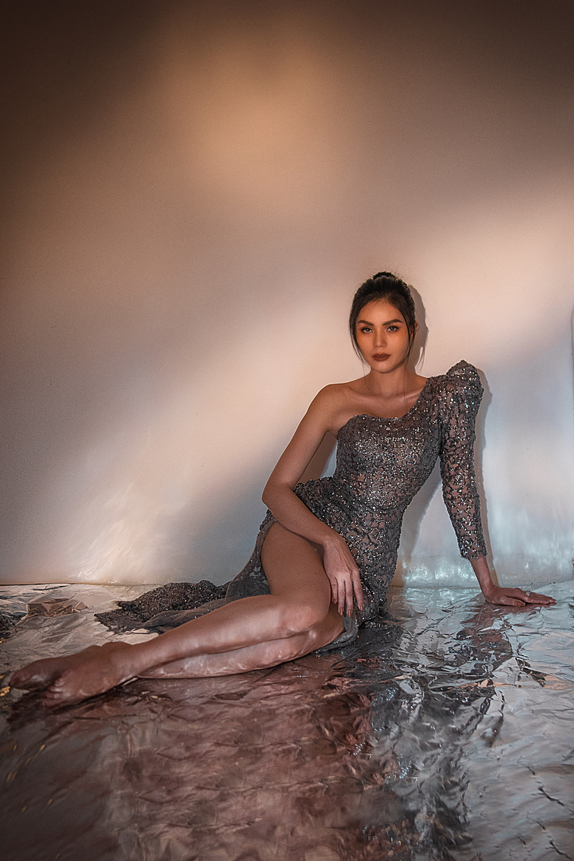 Hoa hậu Châu Á Kim Nguyên: 'Tôi chọn lối sống kín kẽ để luôn thấy bình yên'