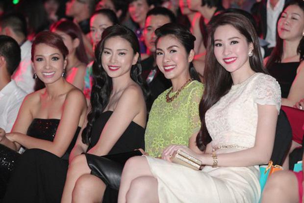 Hội ngộ dịp Lễ Tạ ơn, nhan sắc Hà Tăng - Đặng Thu Thảo chiếm trọn spotlight