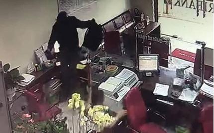 Khẩn trương truy truy bắt nghi phạm cướp ngân hàng ở Đồng Nai