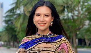 Chiếc váy gây tranh cãi của Thái Thị Hoa giành huy chương đồng trang phục dạ hội Miss Earth