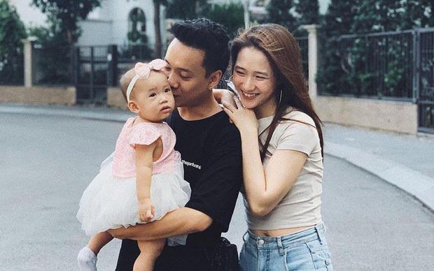 JustaTee bất ngờ thông báo bà xã Trâm Anh mang bầu lần 2