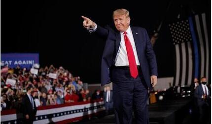 Nhiều người tin ông Trump sẽ đắc cử Tổng thống Mỹ