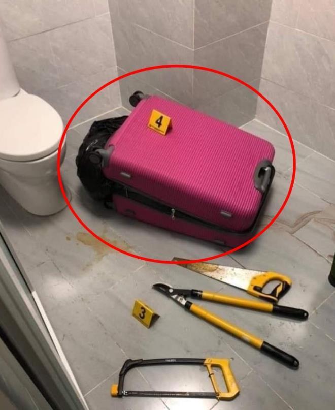 Thi thể trong vali là nam giới Hàn Quốc, lộ diện nghi can
