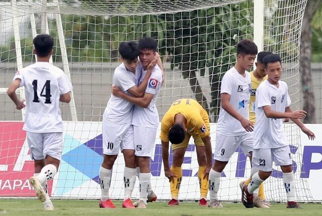 U17 HAGL gây ấn tượng mạnh ở giải U17 Cúp quốc gia 2020