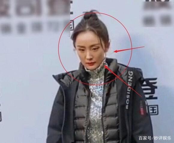 'Té ngửa' trước hình ảnh chưa chỉnh sửa của Dương Mịch