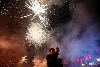Người dân được bắn pháo hoa không tiếng nổ dịp đặc biệt từ 1/1/2021