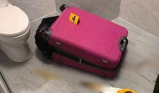 Vụ phát hiện thi thể trong valy: Công an truy tìm nghi can người Hàn Quốc