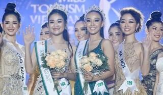 Vì sao cuộc khi 'Hoa khôi Du lịch Việt Nam 2020' không tìm được hoa khôi?