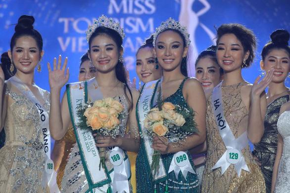 Miss Tài năng Hoa khôi Du lịch: 'Bất ngờ khi cuộc thi không có Hoa khôi!'