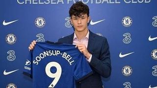 Cầu thủ trẻ gốc Thái Lan tỏa sáng rực rỡ trong màu áo Chelsea