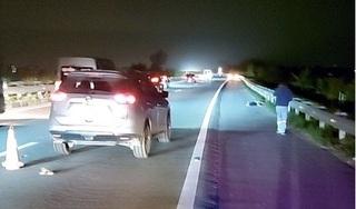 Người đàn ông đi bộ bị ô tô tông tử vong trên cao tốc Nội Bài - Lào Cai