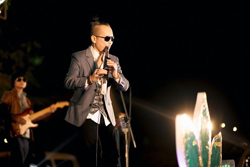Lệ Quyên tiết lộ xem Jimmii Nguyễn là thần tượng