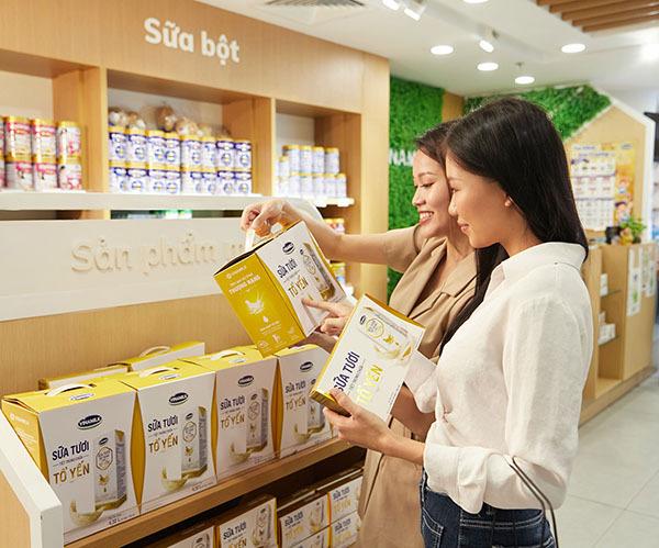 Vinamilk, đại diện xuất sắc của thương hiệu quốc gia khi bước ra thị trường thế giới