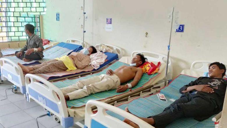 Campuchia: 5 người chết và 110 người nhập viện sau khi uống rượu tại đám tang