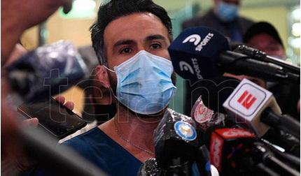 Bác sĩ phản bác cáo buộc làm Maradona chết oan