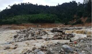 Tìm thấy thi thể phu vàng bị nước lũ cuốn tại Quảng Nam