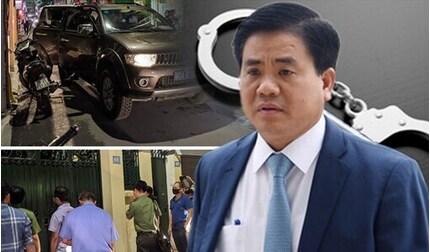 Xét xử kín ông Nguyễn Đức Chung và đồng phạm