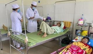 Quảng Ngãi: Sau mưa lũ, bệnh nhân mắc sốt xuất huyết tăng đột biến