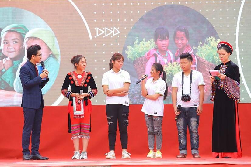 Hari Won, H'Hen Niê cùng lên tiếng bảo vệ trẻ em khỏi vấn nạn tảo hôn