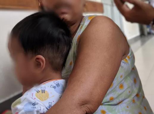 Mẹ bạo hành con gái 3 tuổi đến chấn thương sọ não bị bắt