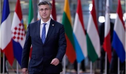 Thủ tướng Croatia Andrej Plenkovic nhiễm Covid-19