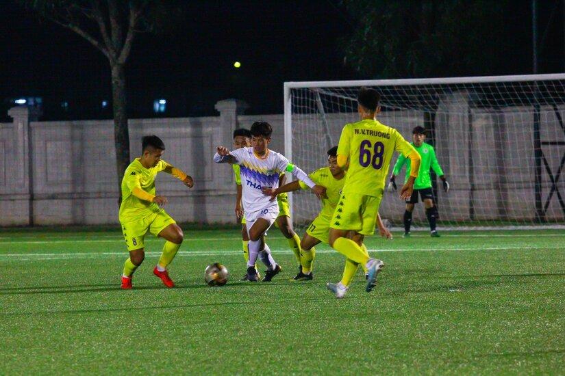 U17 Hà Nội nguy cơ bị loại ở giải Cup quốc gia