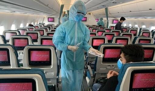Tiếp viên Vietnam Airlines mắc Covid-19 bị lây nhiễm từ đâu?