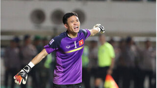Võ Văn Hạnh: 'Những thủ môn được gọi lần này đều thua Nguyên Mạnh'