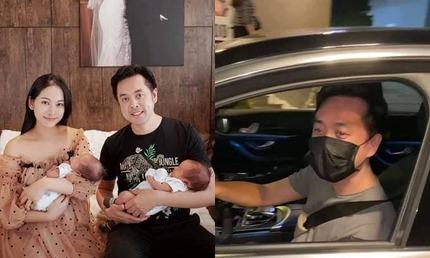 Sara Lưu 'bất lực' vì tính đãng trí của ông xã Dương Khắc Linh