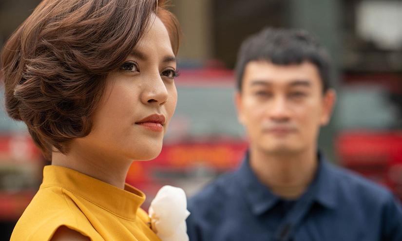 Thu Quỳnh vào vai 'tiểu tam' mưu mô, thâm hiểm giật chồng bạn thân trong 'Lửa ấm' khiến khán giả ức chế