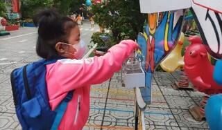 Các trường học tại Hà Nội siết chặt biện pháp phòng dịch Covid-19 từ hôm nay
