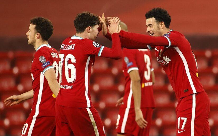 Liverpool đánh bại Ajax và giành vé đi tiếp ở Cúp C1