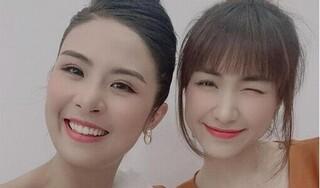 Đăng ảnh chụp cùng Hòa Minzy, Hoa hậu Ngọc Hân mắc lỗi cơ bản