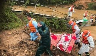 Tìm thấy thi thể 2 du khách bị lũ cuốn trôi ở Lâm Đồng