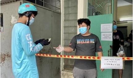 Đóng cửa ký túc xá có sinh viên tiếp xúc gần với ca nhiễm Covid-19