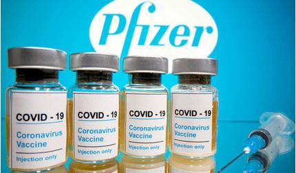 Anh phê duyệt khẩn cấp vaccine Covid-19 của Pfizer-BioNTech