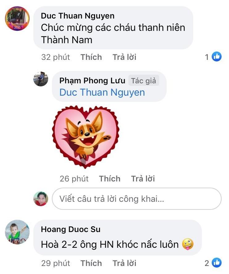 Nam Định có cơ hội vô địch U21 quốc gia