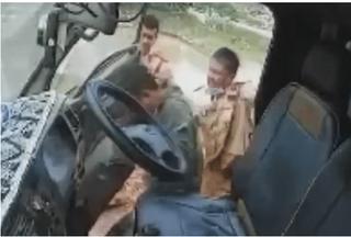 Vụ 3 CSGT ở Bắc Giang đánh người vi phạm: Tài xế lên tiếng xin lỗi