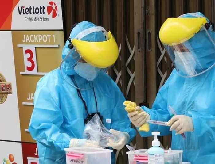Kết quả xét nghiệm 1.629 người liên quan ca mắc Covid-19 tại TP.HCM