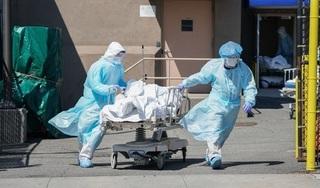 Mỹ lập kỷ lục mới khi có trên 3.100 người chết vì Covid-19 trong ngày