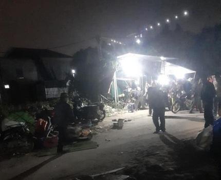Hưng Yên: Chồng đầu thú sau khi chém vợ tử vong giữa chợ