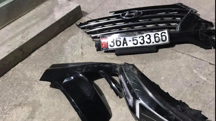 Truy tìm ô tô tông người đàn ông đi xe máy tử vong trên QL1A rồi bỏ chạy