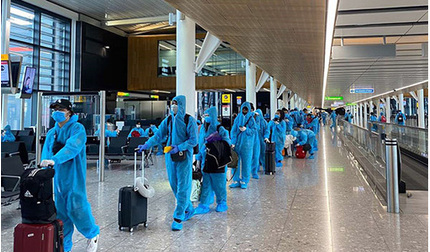 Xử lý nghiêm hành vi trục lợi từ chuyến bay nhân đạo