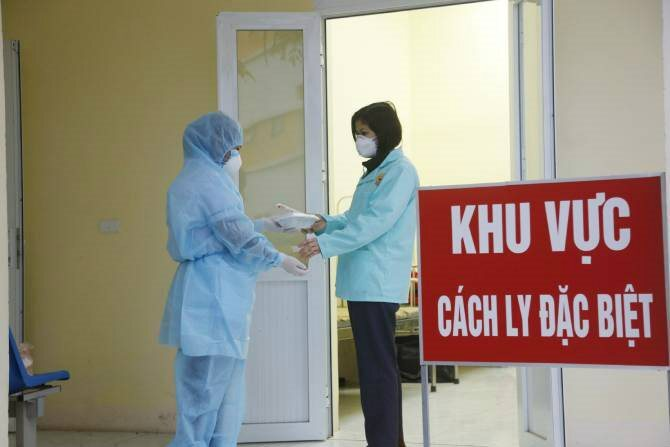 Tây Ninh cách ly 2 trường hợp F1 của bệnh nhân 1349