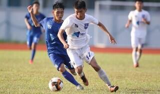 Lịch thi đấu tứ kết U17 Cúp quốc gia: HAGL gặp đối thủ vừa tầm