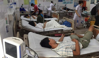 Hàng trăm người ở Gia Lai nhập viện sau khi ăn xôi của một đoàn từ thiện